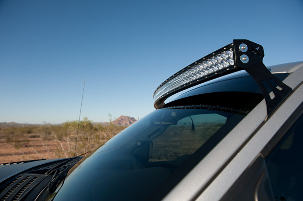Np300 Over Cab Led Light Bar Nissan Navara Net