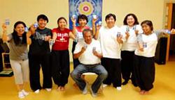 Dahn Yoga benefits, Dahn Yoga community, yoga classes, yoga exercises