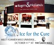 In Support of Breast Cancer Awareness, Rogers & Hollands Jewelers...