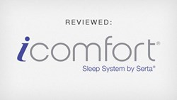 Serta iComfort Mattress Reviews Analyzed by Mattress Journal in Latest Article