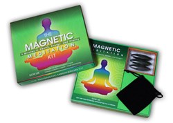 New Magnetic Meditation Kit, dahn yoga meditation, ilchi lee meditation, magnets