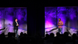 Nutrie President Aaron Parkinson interviewing Daniel Cormier