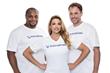 Daniel Cormier, Kim Lyons & Nutrie President Aaron Parkinson
