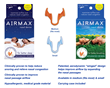 Airmax™ Nasal Device is More Effective than Breathe Right®!