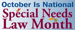 2013 National Special Needs Law Month