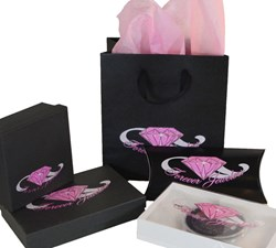 Printed Jewelry Packaging from Wildcat Wholesale