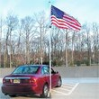Portable Telescoping Valley Forge Flagpole Offered by The Flag...
