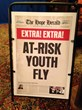 At Risk Youth Fly News