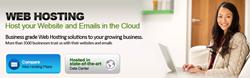 Signetique's web hosting plans for SMEs