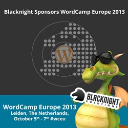 Blacknight sponsor WordCamp Europe