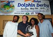 Capt. Alvin fishing charter Tournament Winner USVI