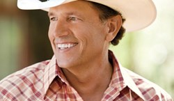George Strait tickets.