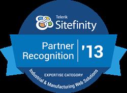 Sitefinity Expertise Award