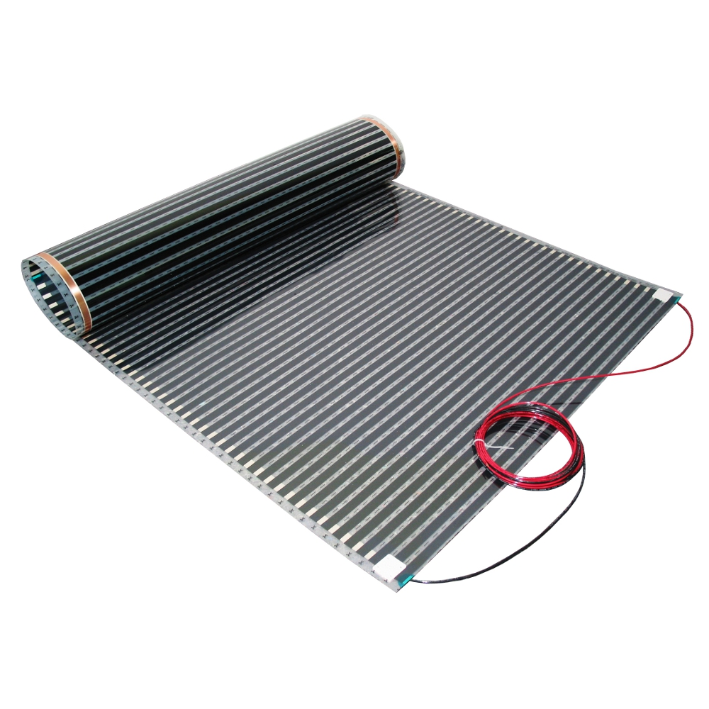 Floorheat systems inc unveils electric radiant floor for Electrical heating systems for homes