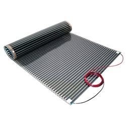 InfraFloor Radiant Floor Heating Film for Heating Laminate & Wood Floors