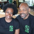 Deundra & James Hundon, Universal Martial Academy -- Angela Cain Memorial Award