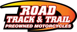 Road Track and Trail logo Used Motorcycles Used Snowmobiles in Wisconsin Discount ATVs