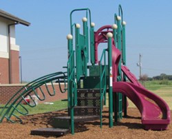 Playground Equipment For Churches - Designed For Children Ages 2-12