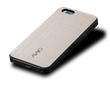 AViiQ Wood Trim Thin Series iPhone 5S/5 Cases - Black