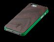 AViiQ Wood Trim Thin Series iPhone 5S/5 Cases - Green Walnut