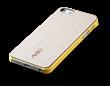 AViiQ Wood Trim Thin Series iPhone 5S/5 Cases - Yellow Maple