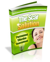 natural scar treatment how the scar solution