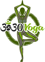 3x30 Yoga Logo