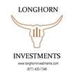 Texas Hard Money Lender Longhorn Investments Now Lending in...