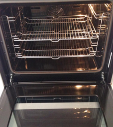 An oven cleaned by Hither Green Oven Clean