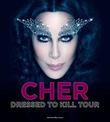 "Cher Announcs Her ""Dress To Kill"" Tour"