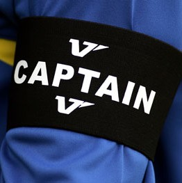 New Captain Armband Collection With Discounts Now At
