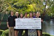 The Lakes at Litchfield Raised $8,000 for The Alzheimer's Association...