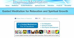 spiritual growth plan how explore meditation