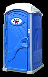 Texas Waste Co. porta potty