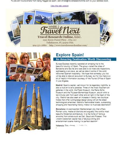 traveller news