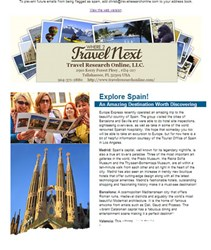 Where2TravelNext Newsletter