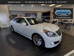 First 2014 Hyundai Equus in Savannah