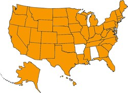 US States That Use CriminalThinking Material
