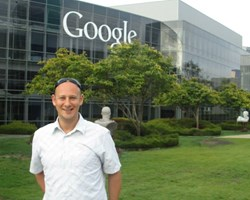 Richard Conway From Pure SEO At The San Fransisco Googleplex