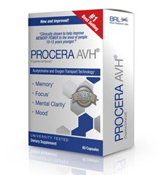 Procera AVH Brain Health Supplement