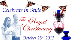 Celebrating a Royal Christening with WineWeaver