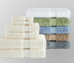 supima towels