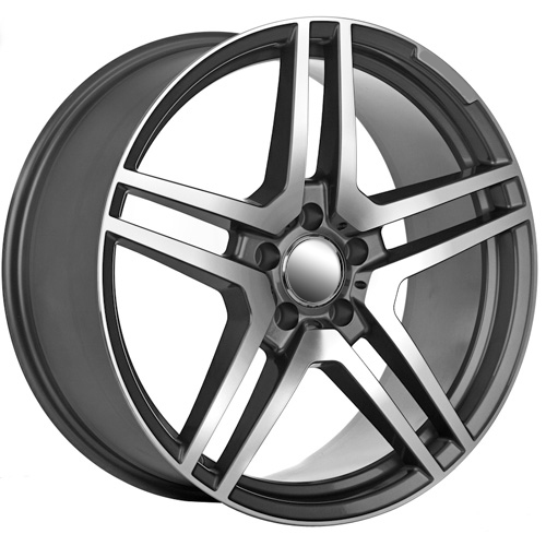 Usarim amg wheels offers existing mercedes benz owners a for Usarim mercedes benz