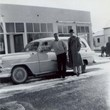 1960s: Palace Construction's first company car.