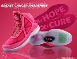 Ten Percent of All Gross Sales of The Shoe To Support EIF's Women's Cancer Research Foundation