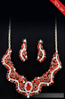 Fabulous Rhinestone Ladys Jewelry Set