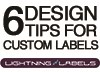 Lightning Labels' white paper for custom labels and stickers