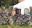 Bikes at the VNA Rummage Sale