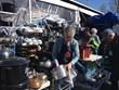pots at VNA Rummage Sale