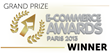 Commerce Guys Wins the Grand Prize at the European E-commerce Awards 2013 for Their Commerce Kickstart 2.0 Solution
